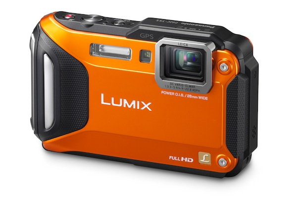 Panasonic LUMIX DMC-TS5 Digital Camera