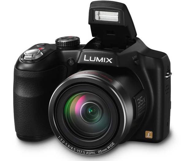 Panasonic LUMIX DMC-LZ30 Digital Camera