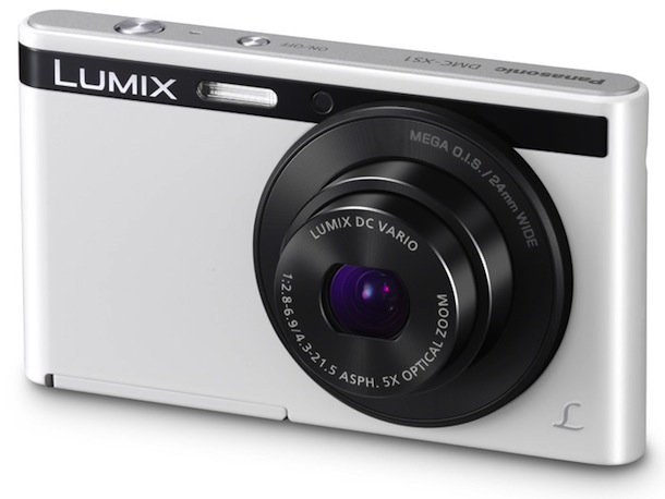 Panasonic LUMIX DMC-XS1 Digital Camera