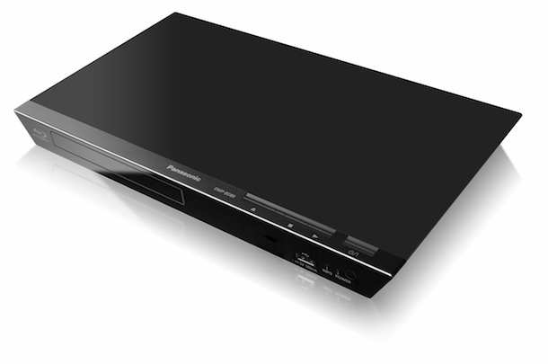 Panasonic DMP-BD89