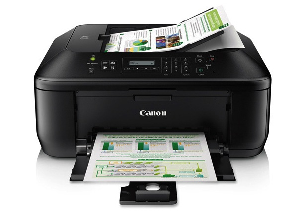 Canon PIXMA MX392 Office AIO Printer