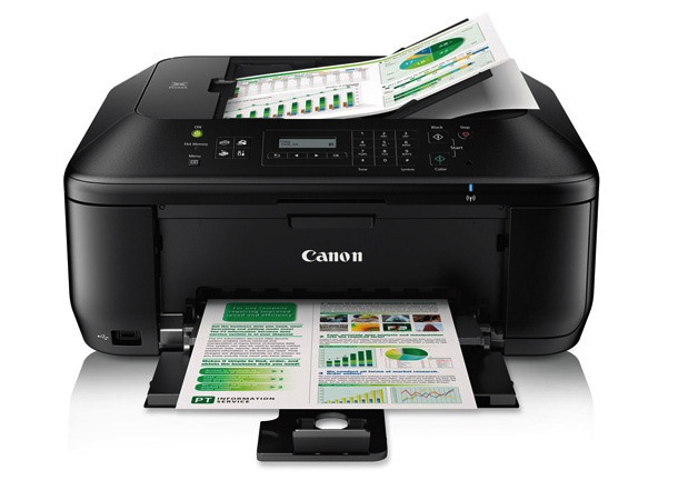 Canon PIXMA MX452 Wireless Office AIO Printer