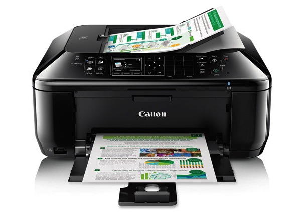 Canon PIXMA MX522 Wireless Office AIO Printer
