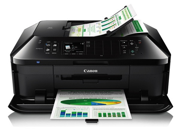Canon PIXMA MX922 Wireless Office AIO Printer