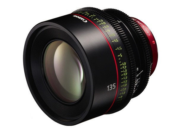 Canon CN-E135mm T2.2 L F single-focal-length lens