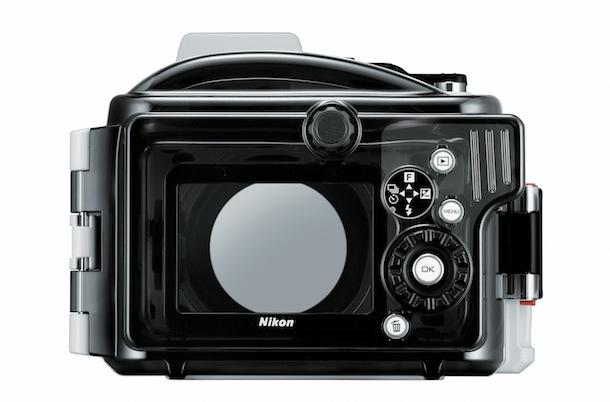 Nikon WP-N2 - back