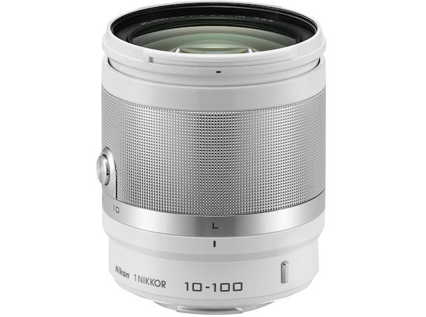 Nikon 1 NIKKOR VR 10-100mm f/4-5.6 Lens