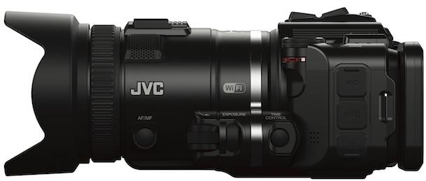 JVC GC-PX100 Procision Camcorder