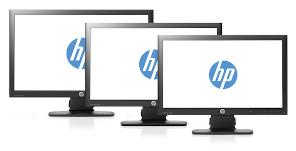 HP ProDisplay Series Monitors
