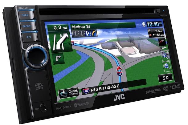 JVC KW-NT310