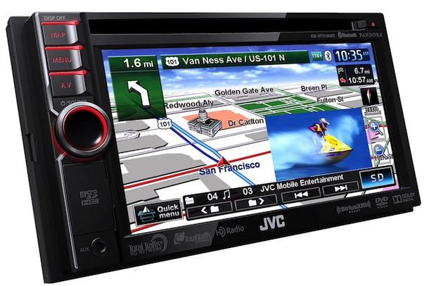 JVC KW-NT510HDT