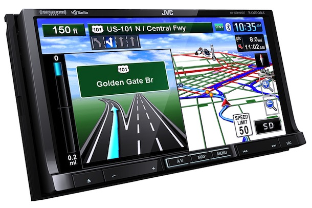 JVC KW-NT510HDT Car Navigation Driver for Windows 10