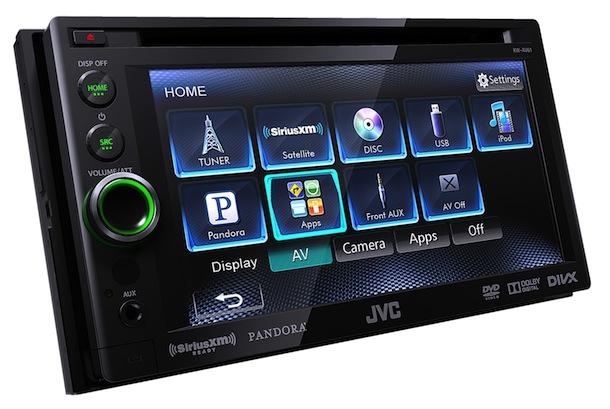 JVC KW-AV61