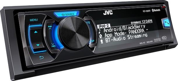 JVC KD-X80BT