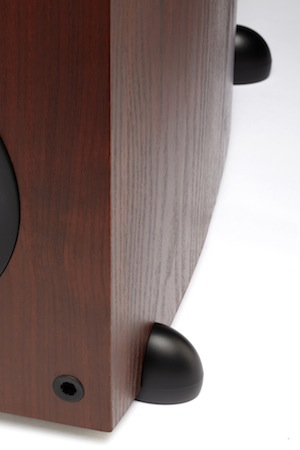 Polk Audio TSx 440t - feet