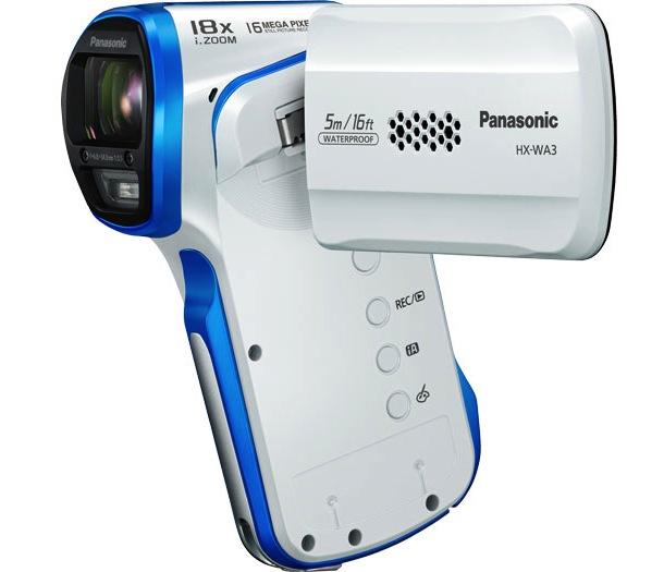 Panasonic HX-WA03W