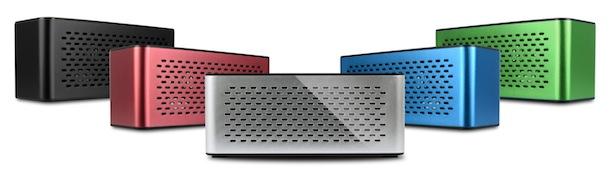 Nuu Splash Wireless Speaker