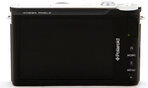 Polaroid iM1836 - rear