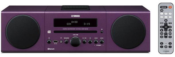 Yamaha MCR-B142 - Purple