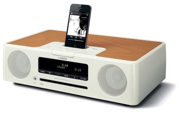 yamaha tsx 132 b232 and mcr 042 b142 speaker docks. Black Bedroom Furniture Sets. Home Design Ideas