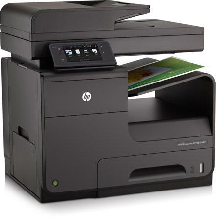 HP Officejet Pro X MFP