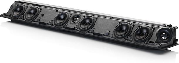 Sonos PLAYBAR speaker drivers