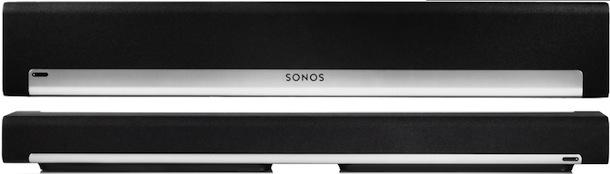 Sonos PLAYBAR - top / front