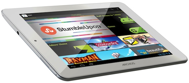 ARCHOS 80 Platinum Tablet