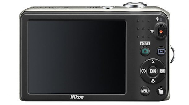 Nikon COOLPIX L28 - back
