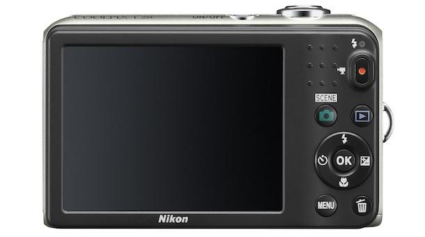 Nikon COOLPIX L28 - back