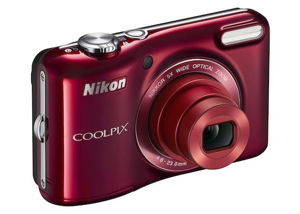 Nikon COOLPIX L28 - red
