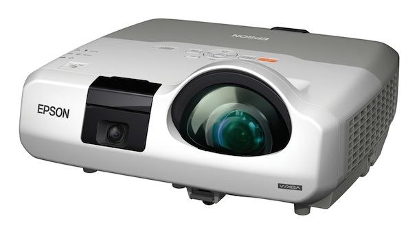 Epson BrightLink 436Wi Interactive WXGA 3LCD Projector
