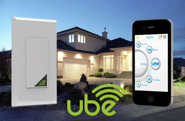 Ube Wifi Controlled Light Dimmer
