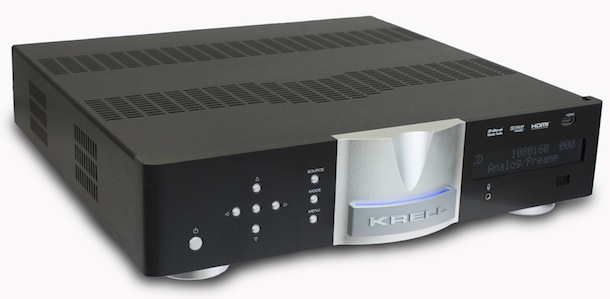 Krell Foundation A/V Processor