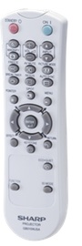 Sharp PG-LW3500 remote