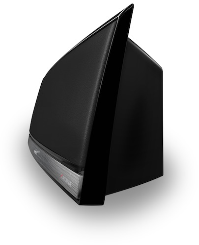 Monster ClarityHD Katana Wireless Digital Music System - side