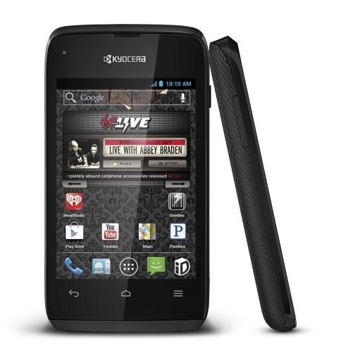 Kyocera Event Smartphone