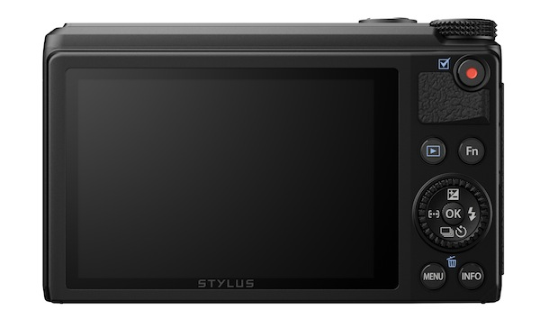 Olympus STYLUS XZ-10 Digital Camera - back