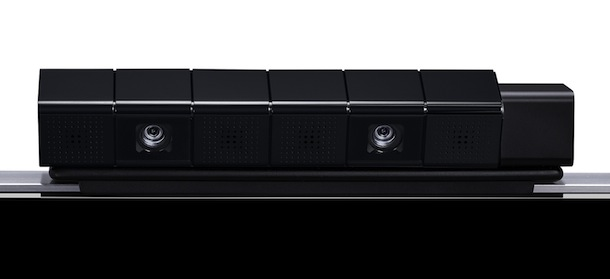 Sony PlayStation4 Eye - on TV