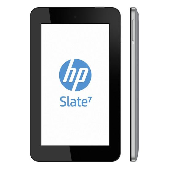 HP Slate7 Tablet