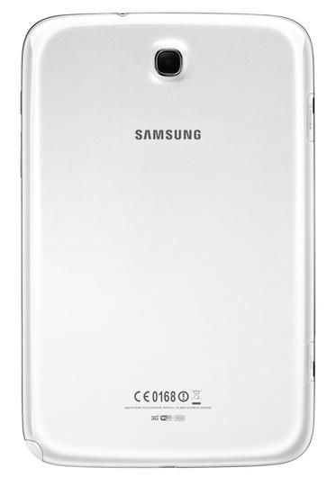 Samsung Galaxy Note 8.0 - back