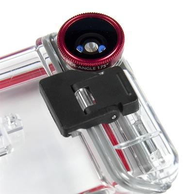 Optrix XD5 Lens