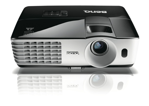 BenQ MX662 and MW663 DLP Projectors