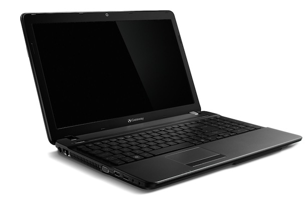 Gateway NV57H54u Laptop