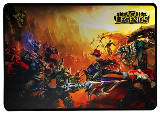 Razer Goliathus League of Legends Collector's Edition