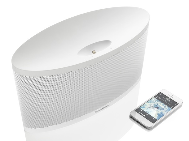 Bowers & Wilkins Z2 AirPlay Speaker Dock - white