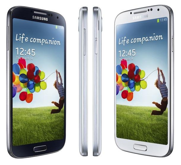 Sasmsung Galaxy S 4 Smartphone