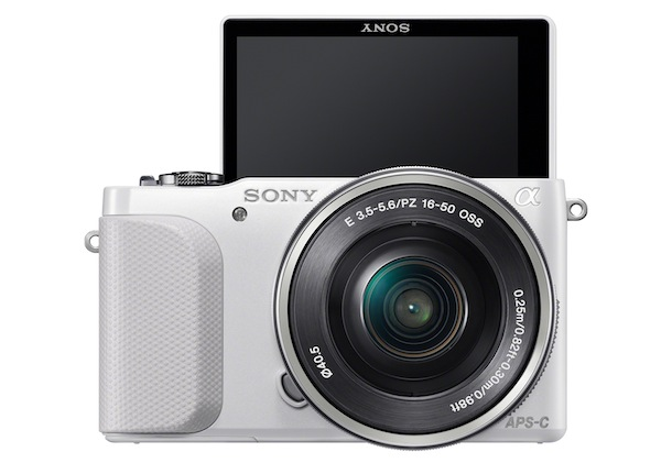 Sony NEX-3N Digital Camera - front