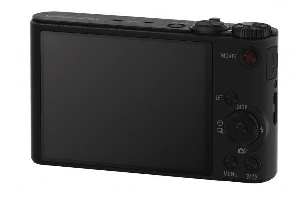 Sony DSC-WX300 Cyber-shot Digital Camera - back