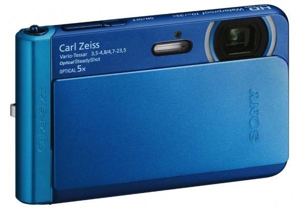 Sony DSC-TX30 Cyber-shot Waterproof Camera